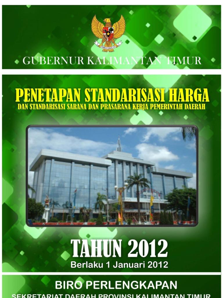 Buku Standarisasi Harga 2012 d87632f99a