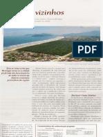 Matéria Costa Norte - Futuros visinhos