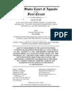 Press Amicus Curiae Brief