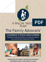 The-Family-Advocate - A Guidebook to Special Needs Planning