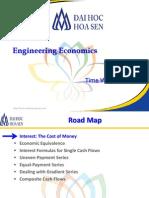 Time Value of Money - Engineering Economics.