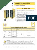 Banner LS4 LS10 Part Sensing Sensors