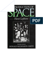 The Production of Space PDF -Henry Lefebvre