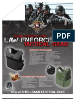 Shellback Tactical Gear Inc.- Law Enforcement/Military Product Info