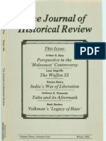 The Journal of Historical Review Volume 03 Number 4 1982
