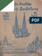 Große Deutsche Luftschutz Ausstellung 24. Juni 1936 - 19. Juli 1936