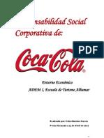 Responsabilidad Social Corporativa de Coca Cola