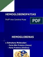 Aula 7_Hemoglobinopatias 28.04.10 Alunos