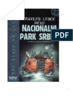 Dragoljub Ljubicic Micko Nacionalni Park Srbija