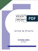 Interludes for Piano - Full Socre