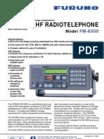 1 FM-8500 Brochure