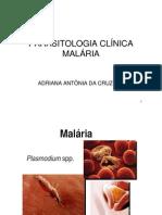 Malaria Parasito Clinica