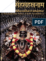 Nrsimha Sahasra Nama Stotra