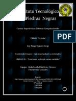 u4 Campos Vectoriales