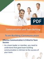 Admin Report Communication