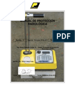 Manual de Proteccion Radiologica