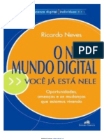 O Novo Mundo Digital - Ricardo Neves