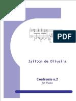 Confronto No.2 for Piano