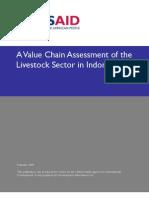 Chain Assesment Livestock