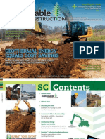 Sustainable Construction 2012summer