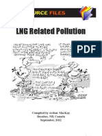 LNG and Pollution