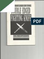 KN-Applegate Knife Fighting