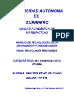 tecnologia multimedia