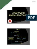 HTA Mineralocorticoide
