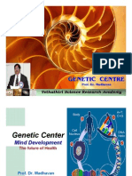 GENETIC CENTRE