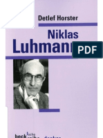 Horster Niklas Luhmann