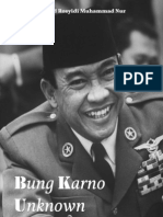Bung Karno Unknown