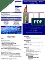 IoneCC Dec 2 Bulletin