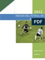 Inicios Del Futbol en Argterminado