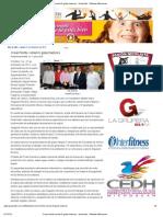 27-11-12 Quadratin Noticias Michoacan - Crean frente común 6 gobernadores