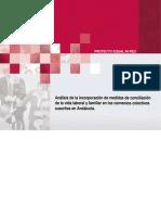 17116174 Torres Lopez J Analisis de Medidas de Conciliacion Trabajofamilia en Andalucia 2007
