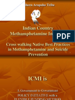 Indian Country Meth Initiative Justice