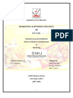 Marketing Strategy of ITC Ltd.