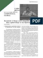 16461583 Vasapollo L Trabajo Precario y Nuevas Pobrezas Laberinto n 15 2004