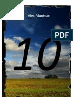10 – Alex Muntean Lectii de viata