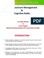 Presentation Radio Spectrum Management