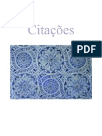 Quotes in Portuguese - Citações Em Portugues
