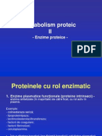 Metabolismul Proteic 2