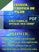 Curs 1- Stenoza Hipertrofica de Pilor