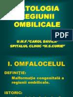 Patologia Regiunii Ombilicale