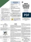 Church Newsletter - 02 December 2012