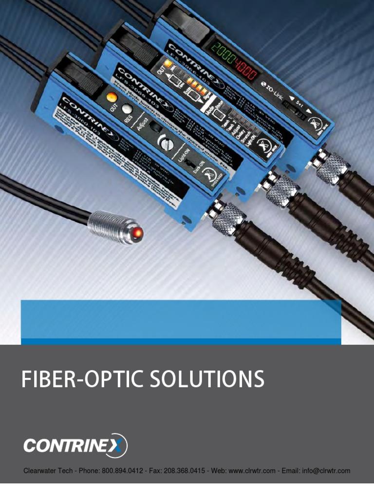 CONTRINEX Fiber Optic Solutions   Optical Fiber   Bipolar Junction ...