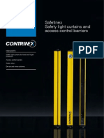 CONTRINEX Safety Screen Catalog