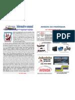 Informativo Semanal - PSCOM NS da Glória