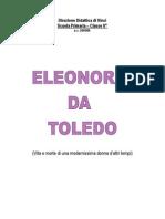 Eleonora Da Toledo - Documenti dell'Itinerario il giallo storico