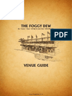 The Foggy Dew Functions Booklet